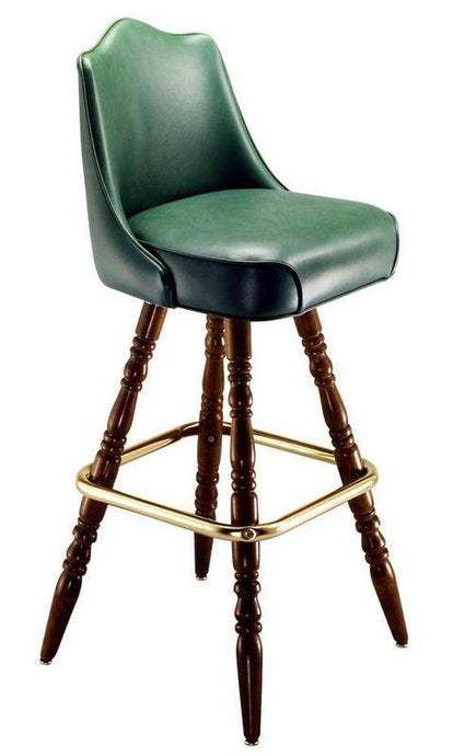 Crown Back Bar Stool-Richardson Seating