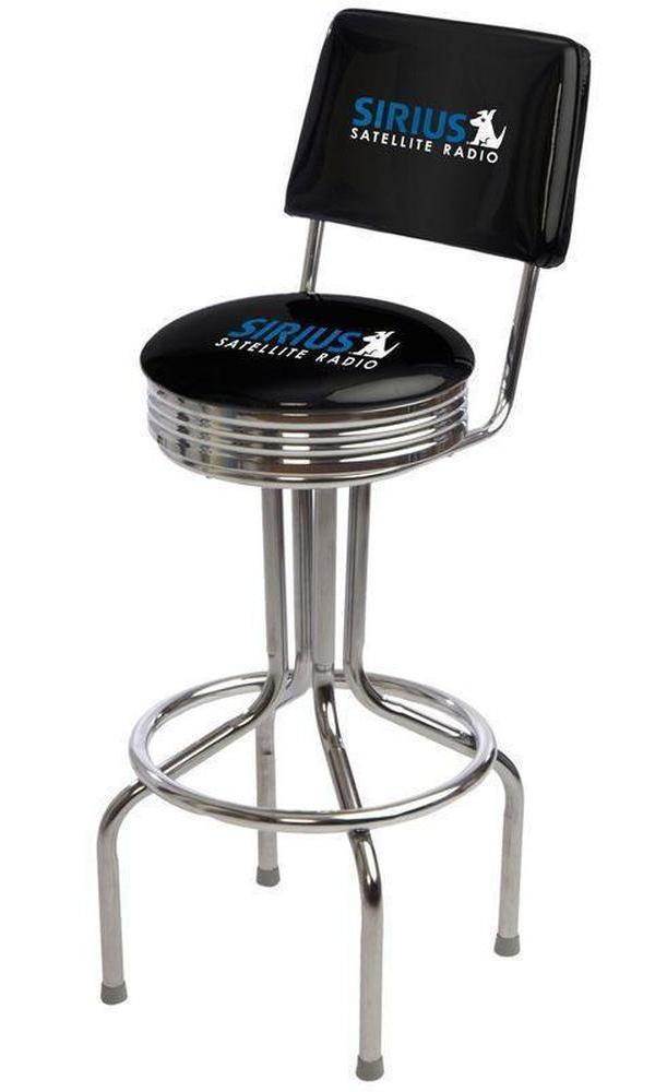 Custom Logo Bar Stool - 1672-Richardson Seating