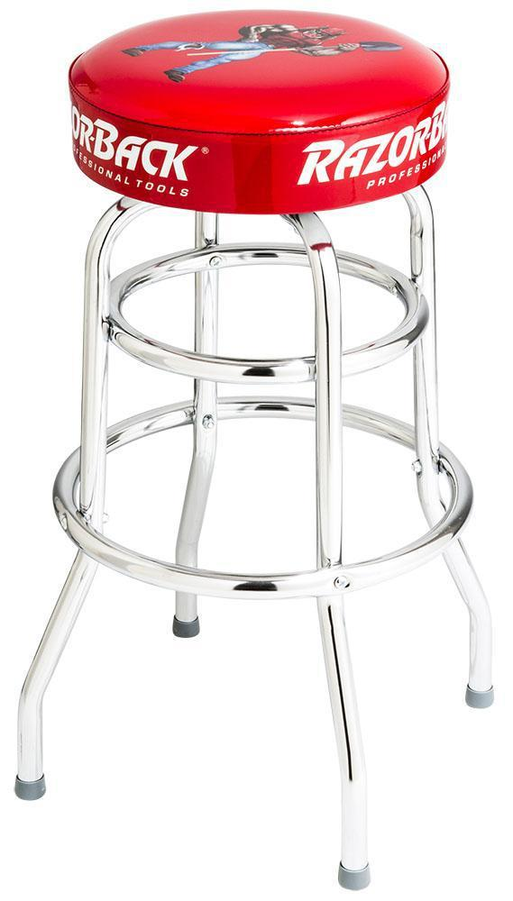 Custom Logo Bar Stool - 1952-Richardson Seating