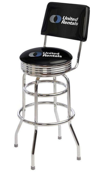 Custom Logo Bar Stool - 1972-Richardson Seating