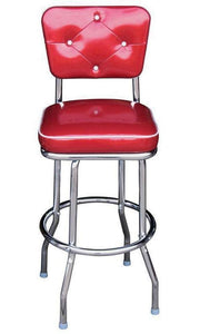 Diner Chair Bar Stool - 1946-Richardson Seating