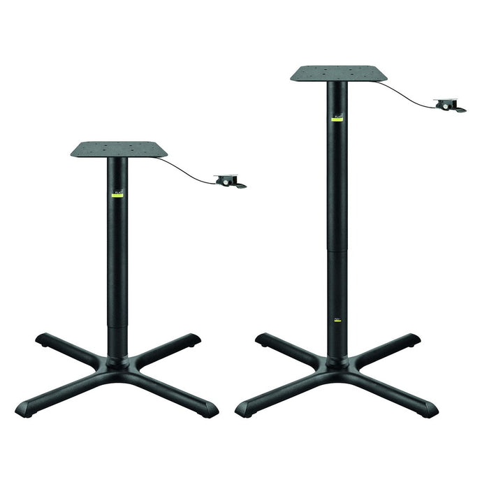 Flat Tech Height Adjustable Table Bases-Richardson Seating