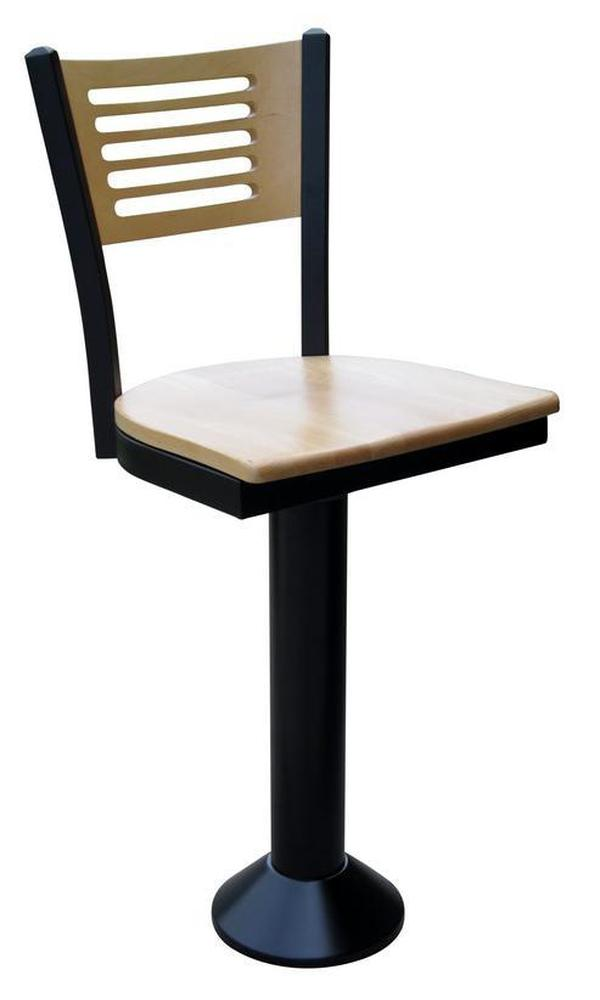 Floor Mounted Counter Stool - 6070-102-Richardson Seating