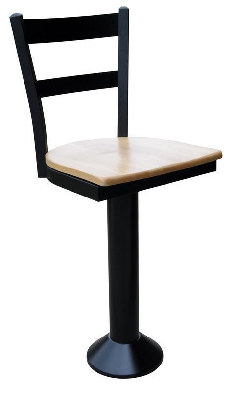 Floor Mounted Counter Stool - 6070-131-Richardson Seating