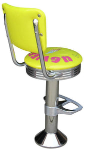 Floor Mounted Logo Bar Stool-Richardson Seating