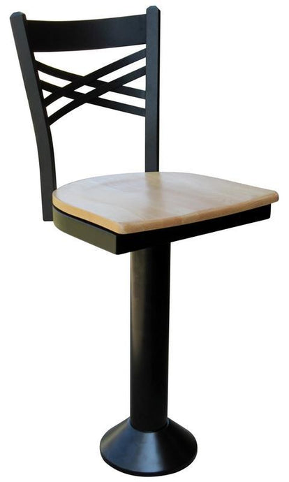 Floor Mounter Counter Stool - 6070-171-Richardson Seating