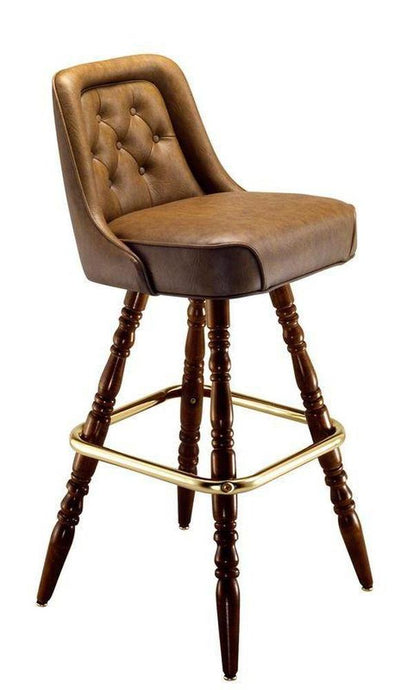 Inner Diamond Bar Stool-Richardson Seating
