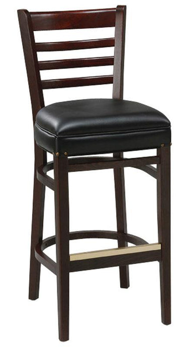 Ladder Back Bar Stool-Richardson Seating