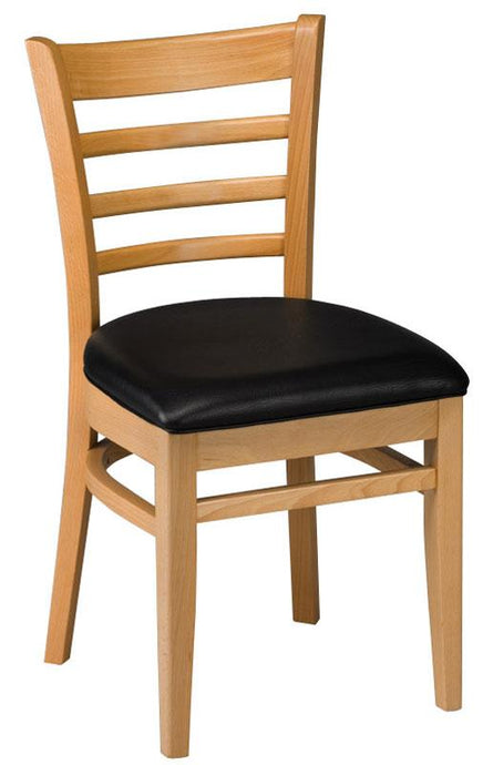 Ladder Back Beech Wood Chair-Richardson Seating