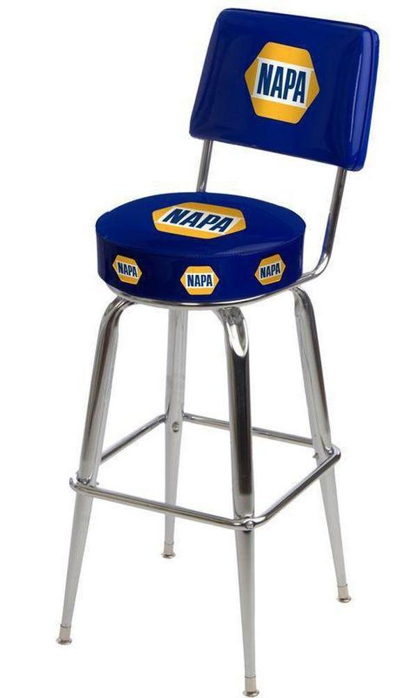 Logo Bar Stool - 1457-Richardson Seating