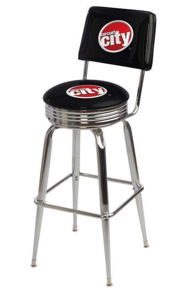 Logo Bar Stool - 1472-Richardson Seating