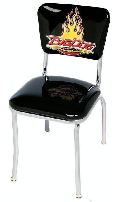 Logo Diner Chair-Richardson Seating