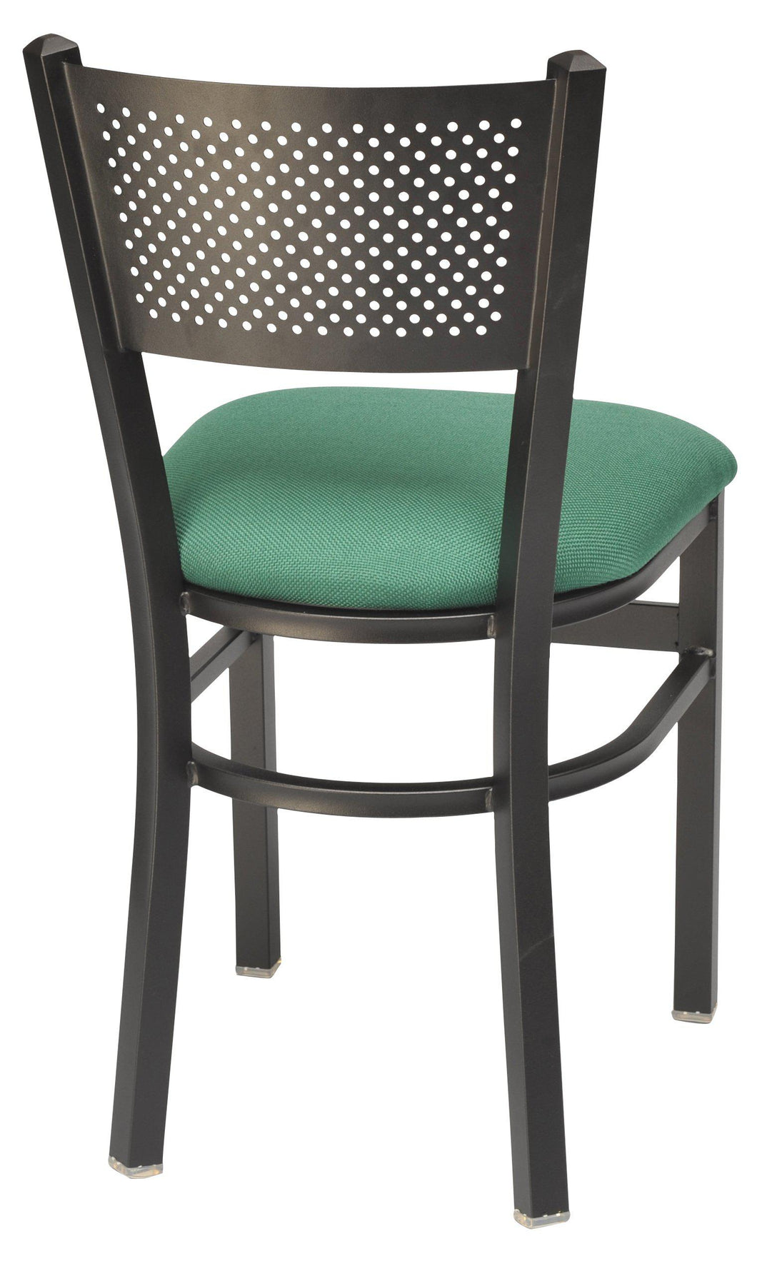 Mesh Back Metal Restaurant Chair-Richardson Seating