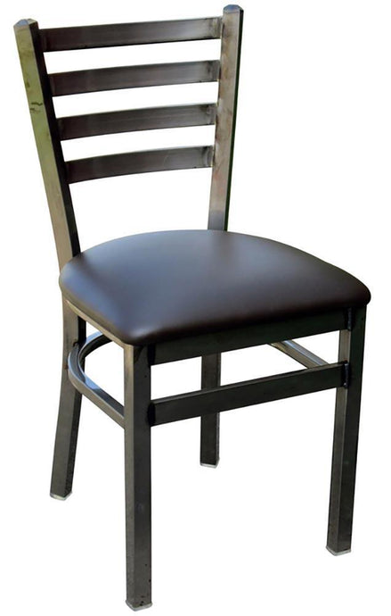 Metal Ladder Back Chair-Richardson Seating
