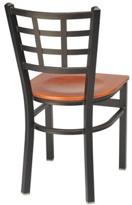Metal Lattice Back Chair-Richardson Seating