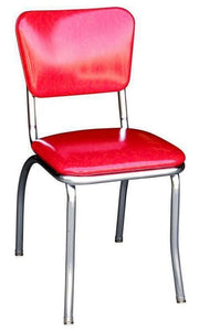 Pulled Seat Diner Chair-Richardson Seating