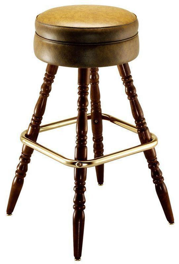 Signature Backless Swivel Bar Stool-Richardson Seating