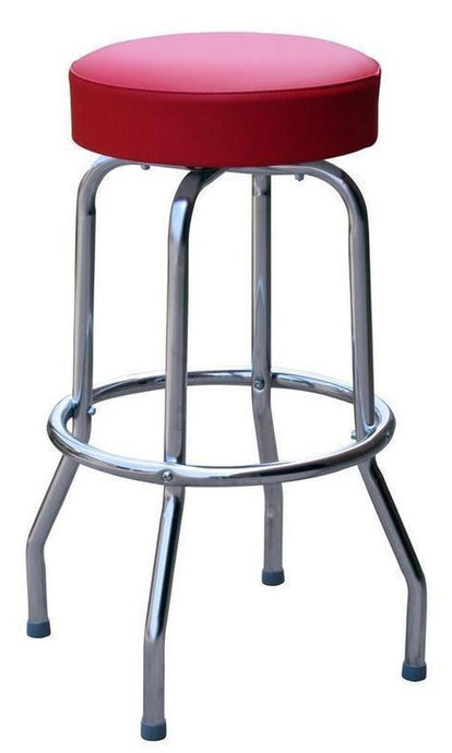 Single Ring Bar Stool -1950-Richardson Seating