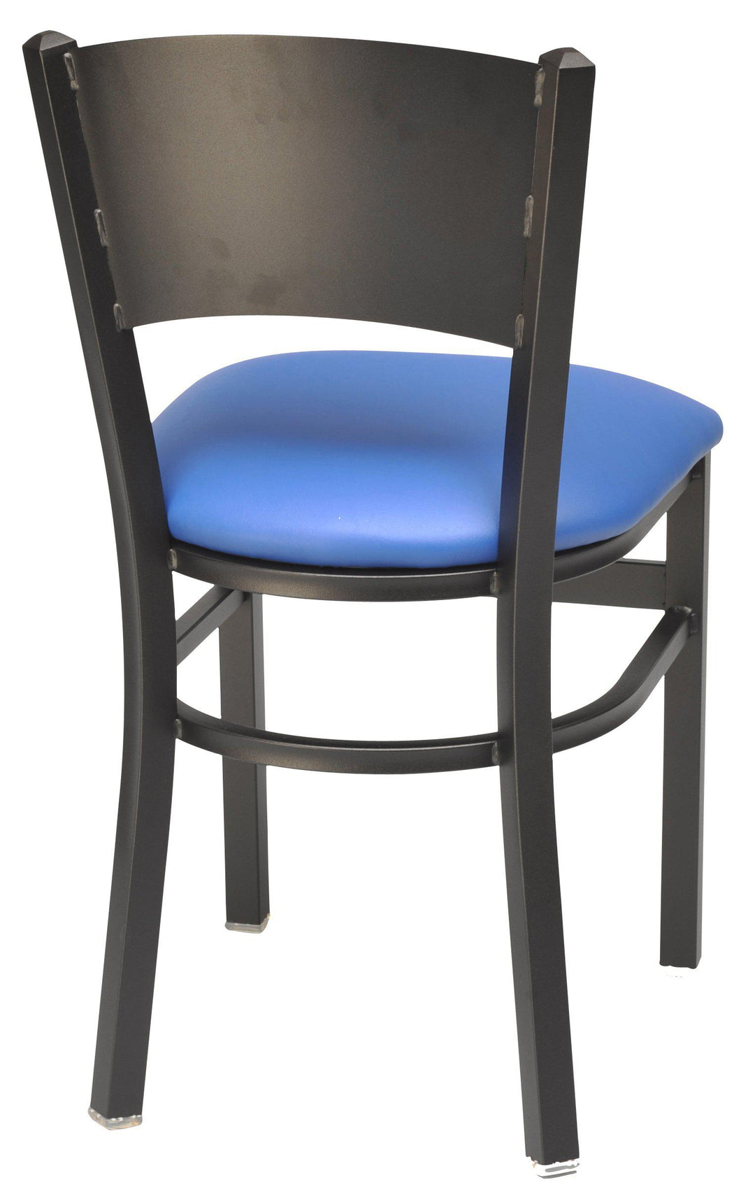 Solid Back Metal Restaurant Chair-Richardson Seating