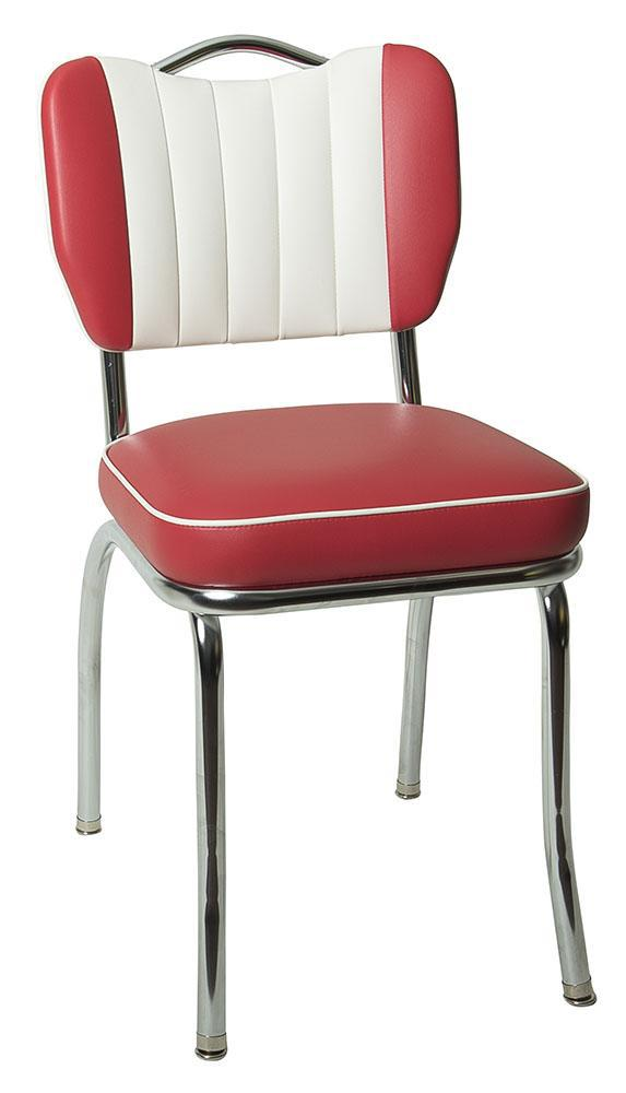 Two Tone Handle Diner Chair-Richardson Seating