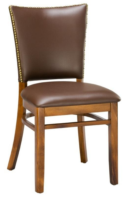 Upholstered Beechwood Chair-Richardson Seating