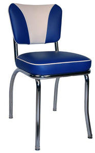 Wide V Back Diner Chair-Richardson Seating