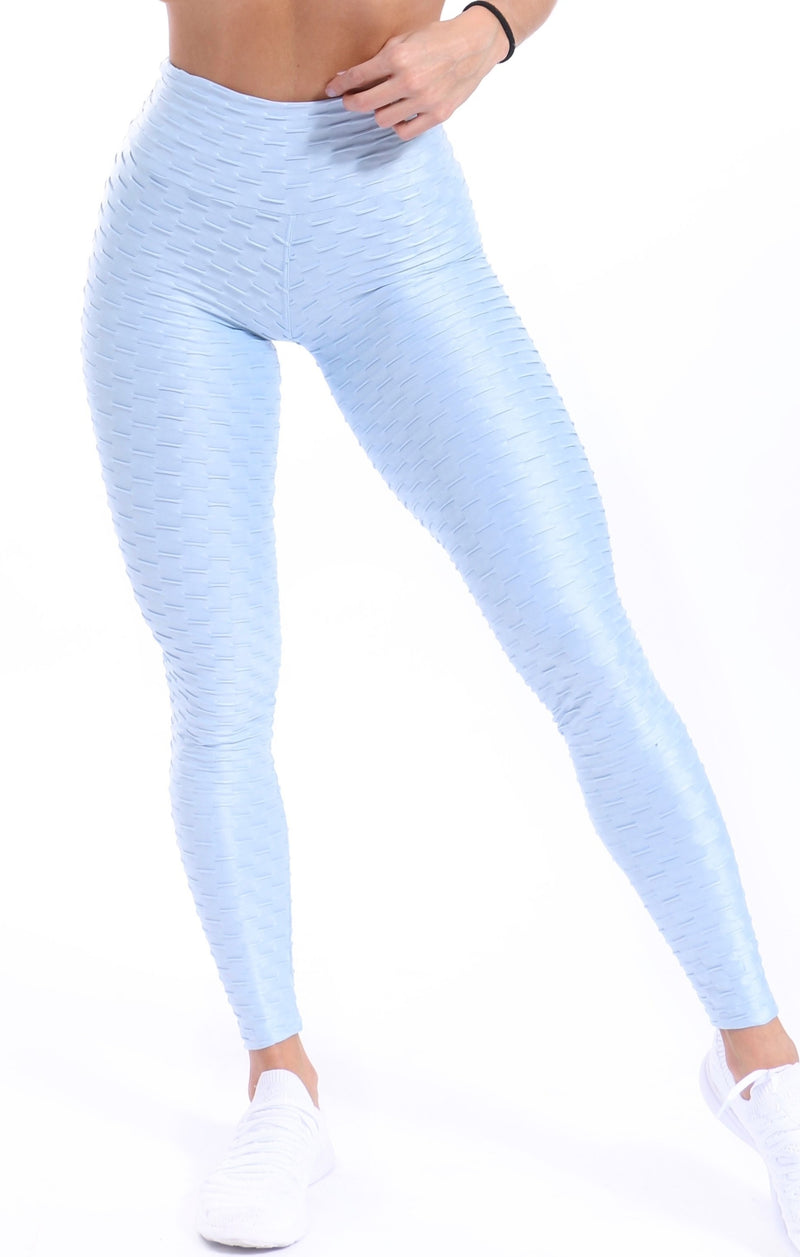 Blue Frost Legging - Muscle Sisters