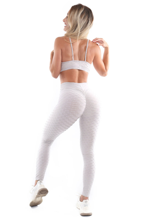 Iron Girls Bubble Legging - Muscle Sisters