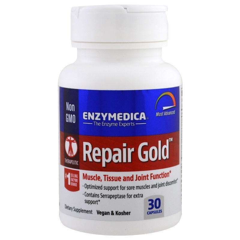 ENZYMEDICA - Repair Gold - 30 Capsules - AM VITAMINS