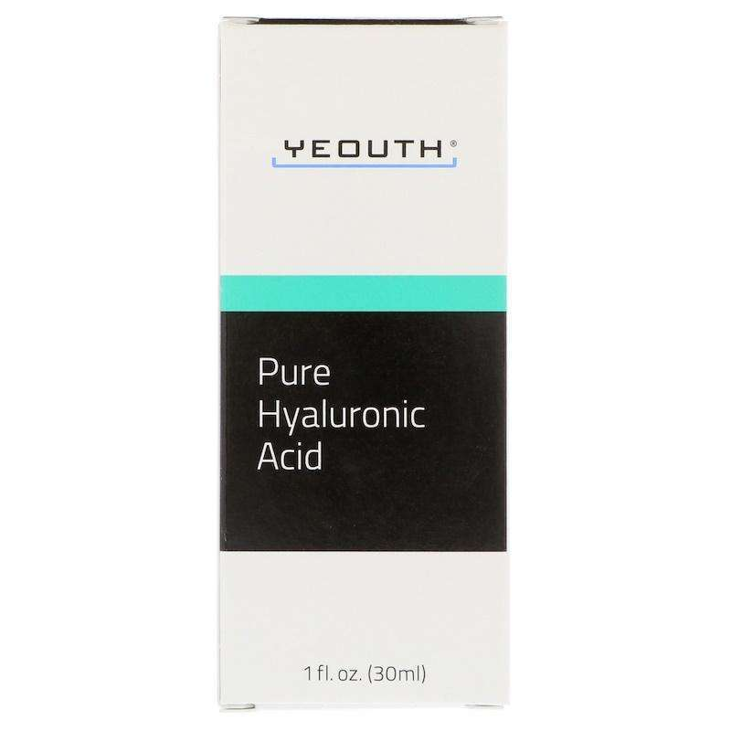 Yeouth - Pure Hyaluronic Acid - 1oz - AM VITAMINS