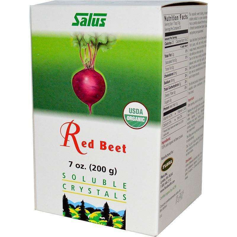 FLORA - Red Beet Crystals 7 Oz - AM VITAMINS