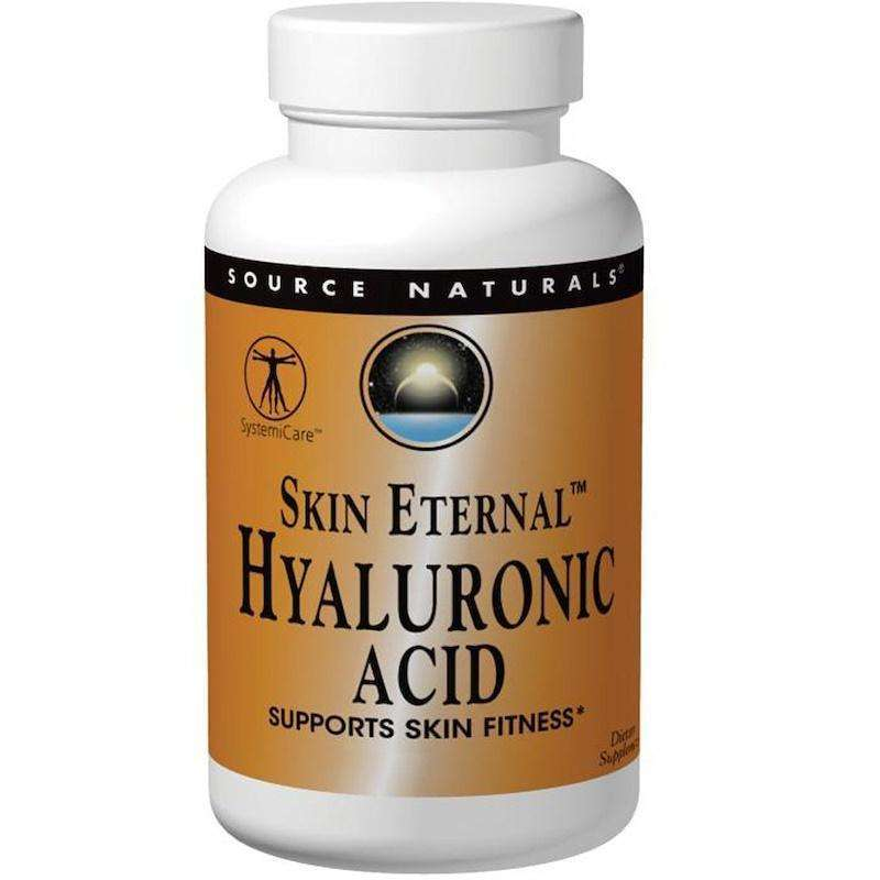 Source Naturals - Skin Eternal® Hyaluronic Acid 50 Mg - 60 Tablet - AM VITAMINS