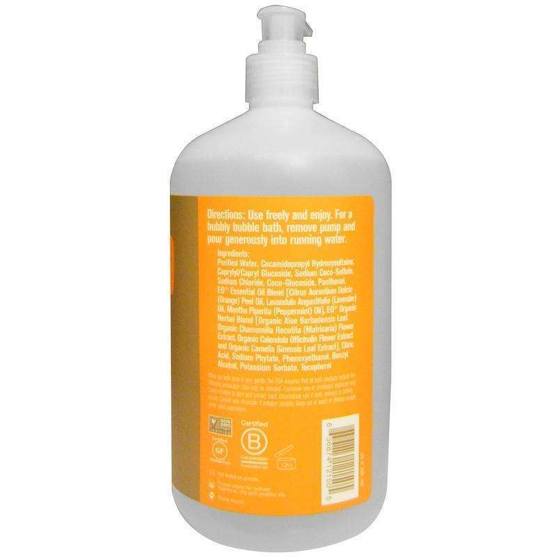 EO Products - Everyone Soap for Everyone and Every Body, Citrus + Mint - 32 fl oz (960 ml) - AM VITAMINS