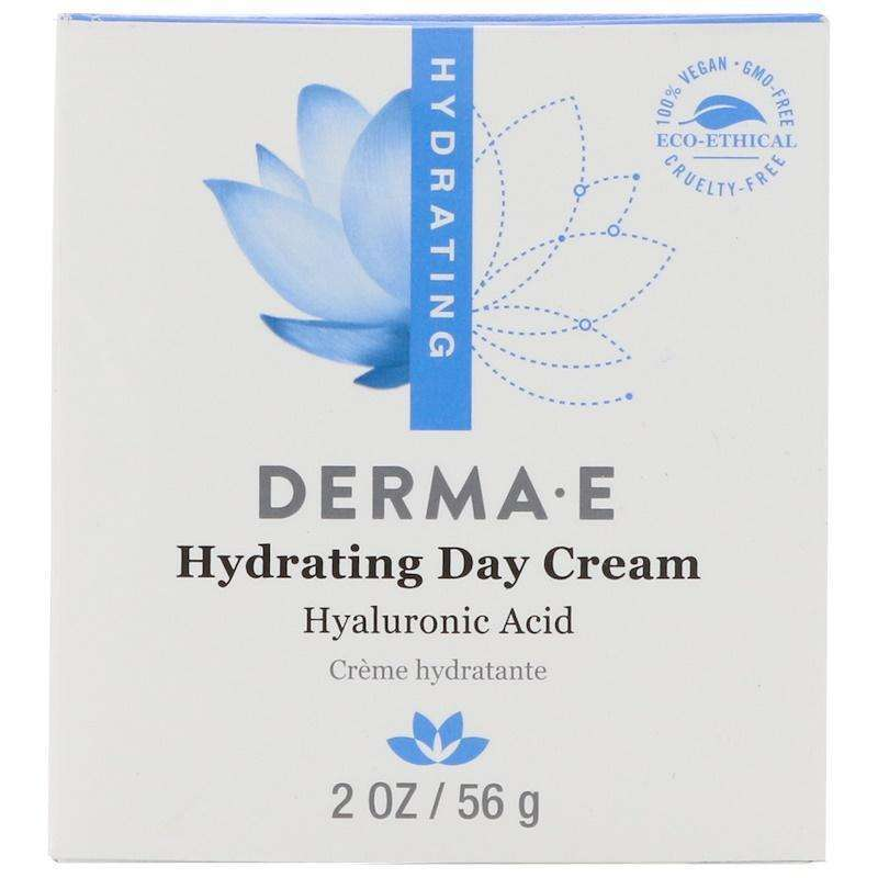 Derma E - Hydrating Day Cream - 2 oz (56 g) - AM VITAMINS