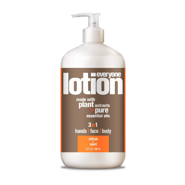 Everyone - Lotion Citrus & Mint - 32 Ounce - AM VITAMINS
