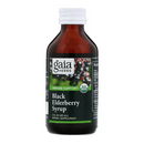 Gaia Herbs - Black Elderberry Syrup - 3 fl oz (89 ml) - AM VITAMINS