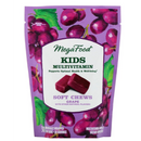 MegaFood - Kids Multivitamin Soft Chews, Grape - 30 Individually Wrapped Soft Chews - AM VITAMINS