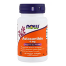 Now Foods - ASTAXANTHIN 4 MG - 60 VEGAN Softgels - AM VITAMINS