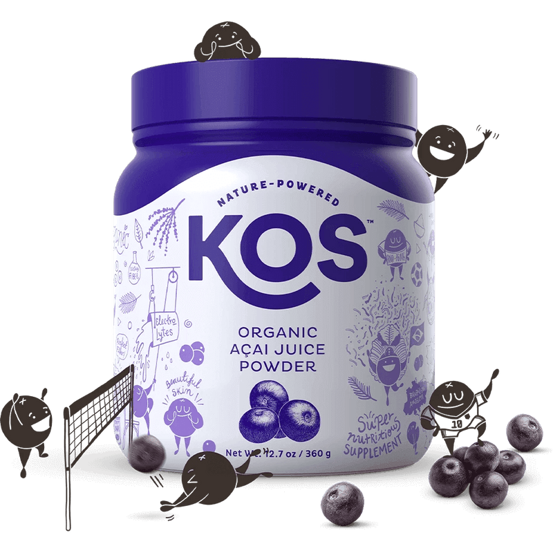 KOS - Organic Acai Powder - AM VITAMINS