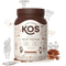 KOS - Organic Plant-Based Protein Powder Chocolate 2.2lb - AM VITAMINS