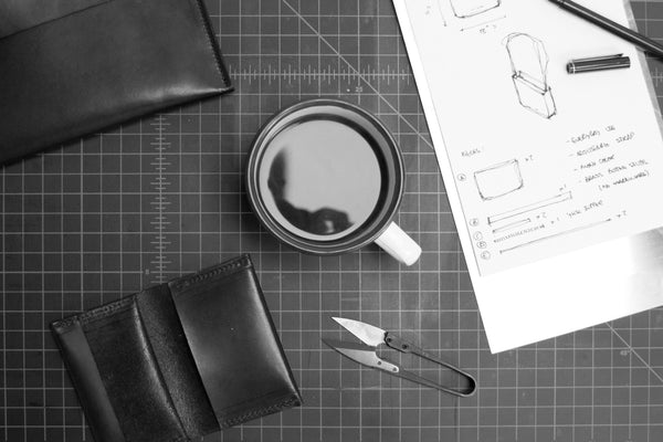 Handbag design process