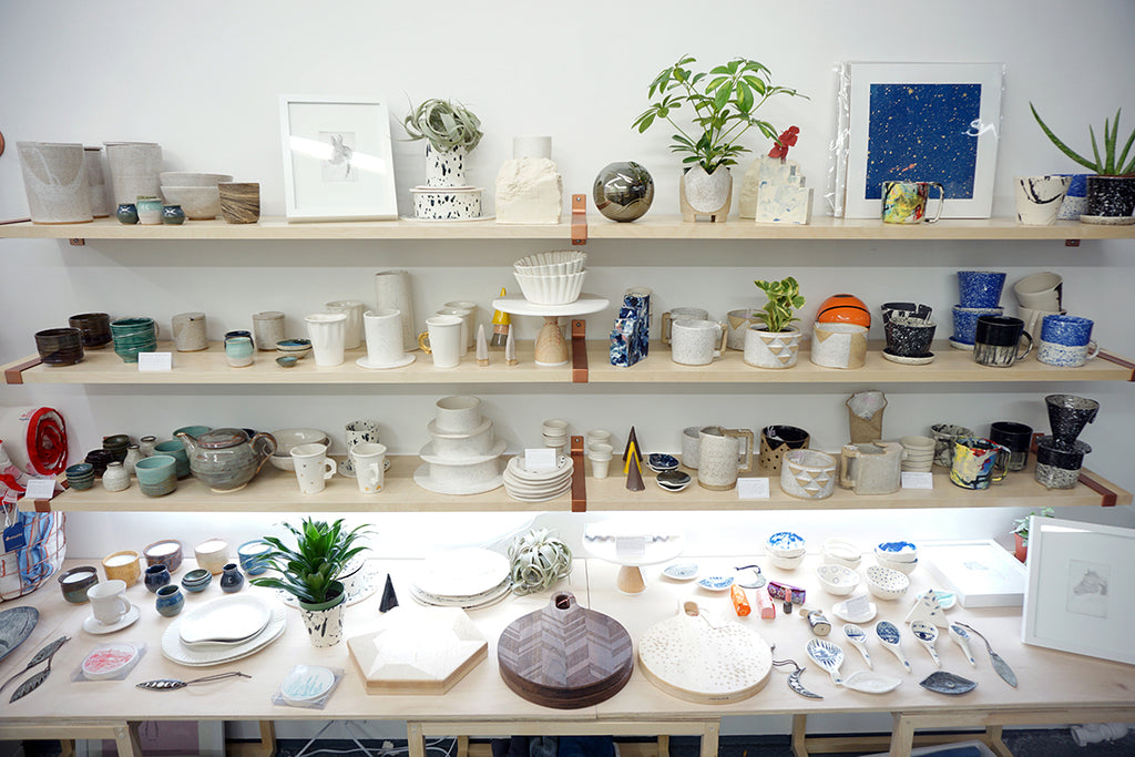 Young & Able Pop-Up Shop 2015: Brooklyn Women Makers