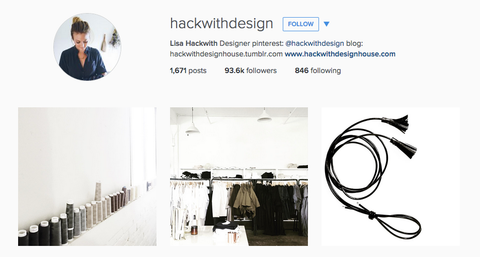 hack with design instagram