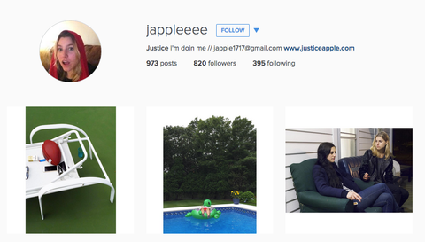 jappleeee instagram