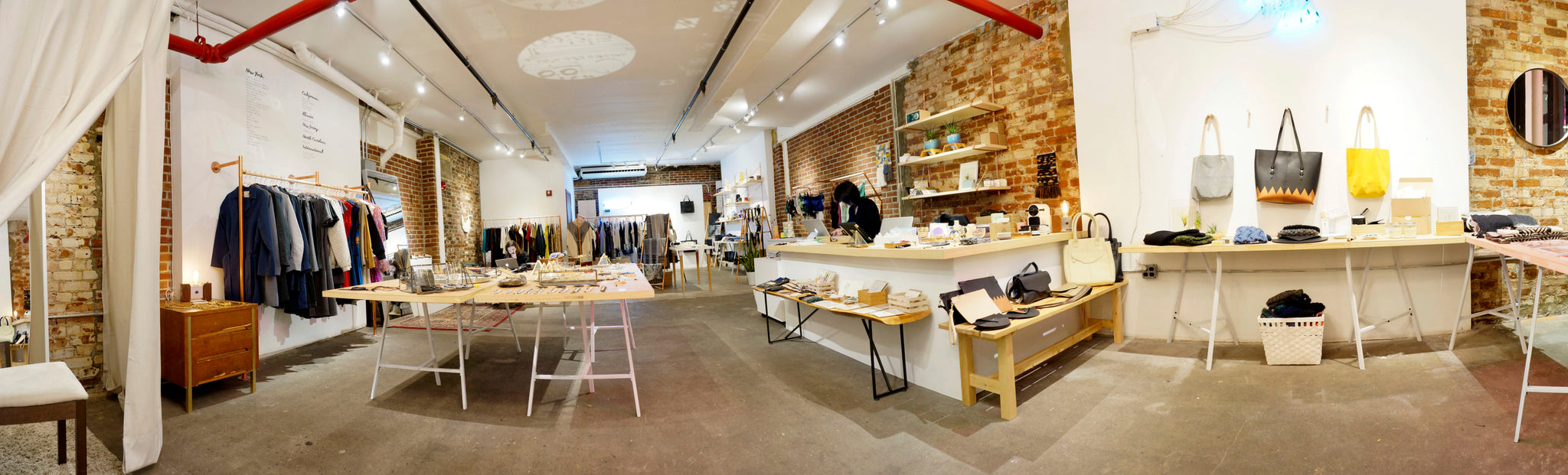 Holiday Pop-up Market with Emerging Designers and Makers Hosted by Young and Able