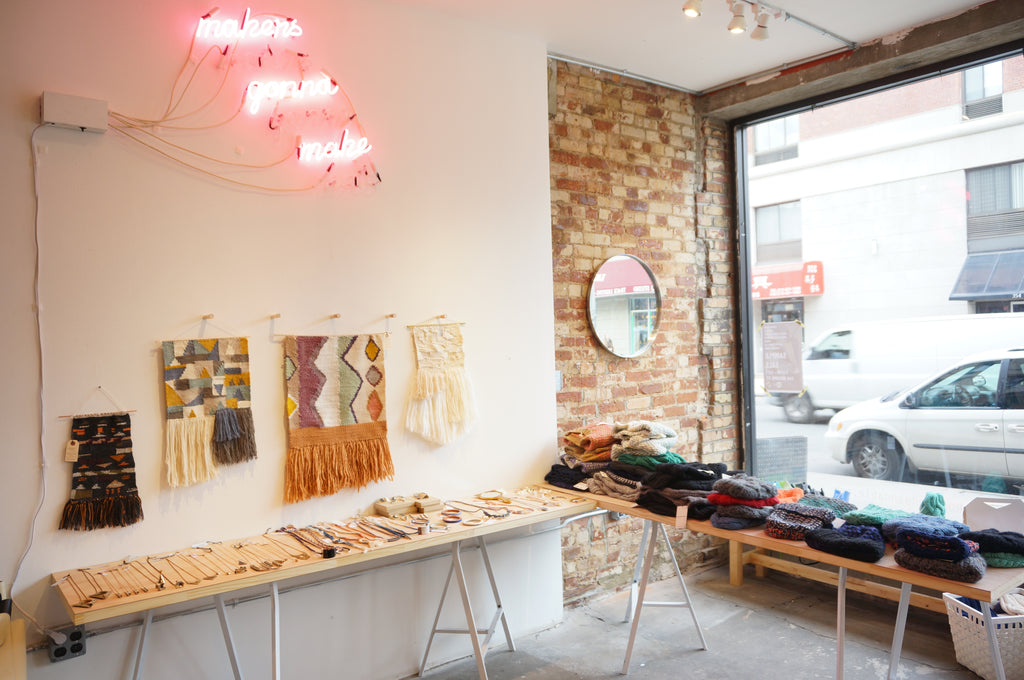 Young and Able NYC Holiday Pop-Up