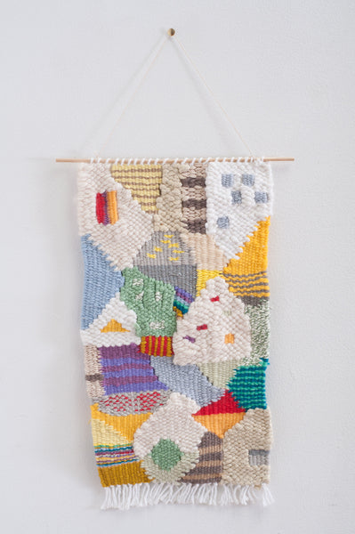 Apartment Woven Wall Hanging