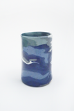 Marbled Ceramic Vase - Young & Able  - 4