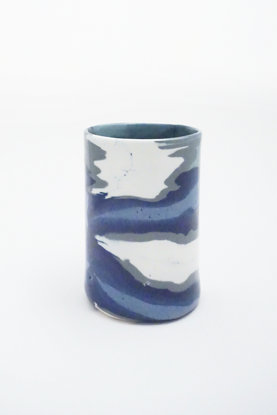 Marbled Ceramic Vase - Young & Able  - 3