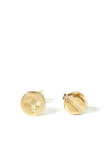 screwhead ear studs (+ -) - Young & Able  - 2